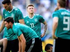 Duitsland wil zege op Oranje goed vervolg geven bij Wit-Rusland