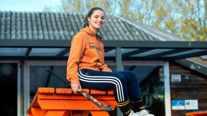 Clubheld Lisa wil 10.000 euro besteden aan accommodatie