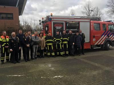 Bouw brandweerkazerne Zundert begonnen