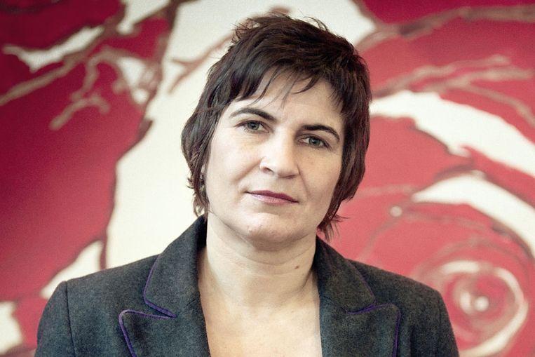 Lillianne Ploumen (de Volkskrant) Beeld