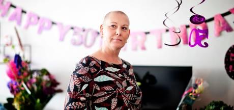 Bianca's borstkanker pas laat ontdekt door corona: 'Mijn wereld stortte in'