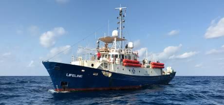 Rome: reddingsschip moet maar naar Nederland
