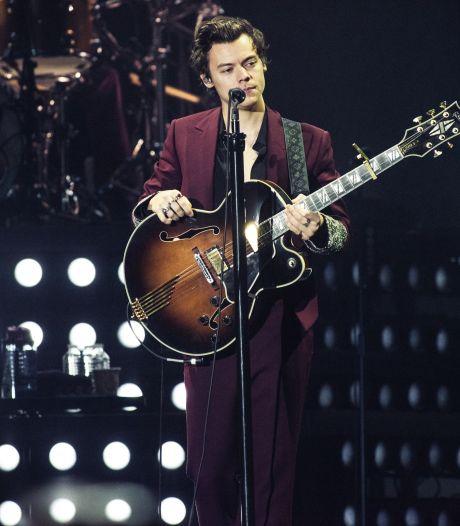 Nummer 1-album, filmhoofdrol én een nieuwe vriendin: 2021 is nu al het jaar van Harry Styles