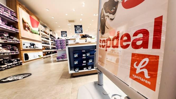 Zowat 250 mensen kunnen aan de slag in tot vanHaren omgebouwde Brantano-winkels