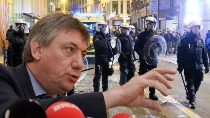 """Jambon over rellen: """"Brusselse politie was niet voorbereid en had geen informatie"""""""
