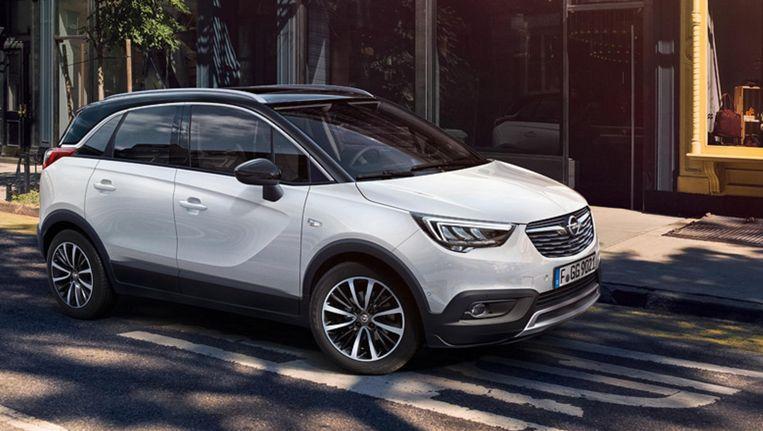 De Crossland X is de eerste 'Franse' Opel met moderne rijhulpjes ...