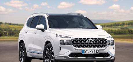 Dit is Hyundai's nieuwe vlaggenschip: de Santa Fe wordt zuiniger en veiliger
