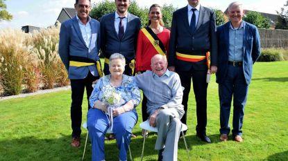 Gilbert en Agnes zijn 60 jaar getrouwd