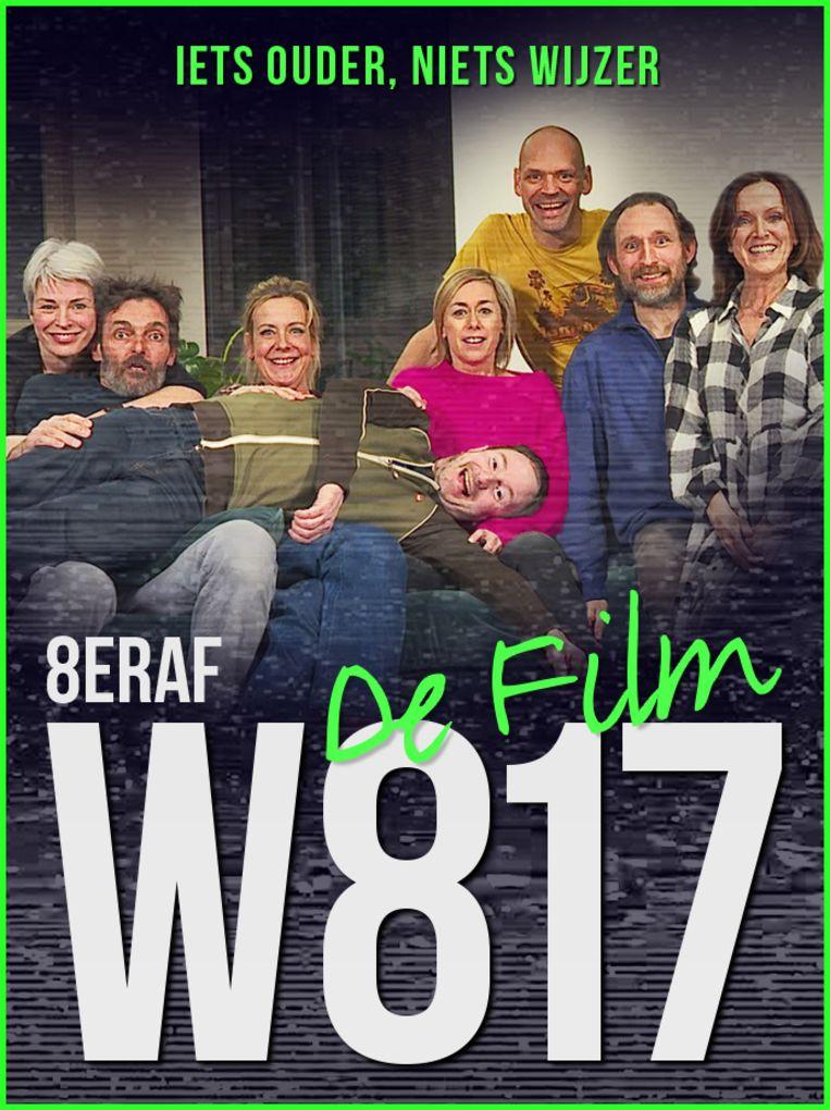 De cast van 'W817'