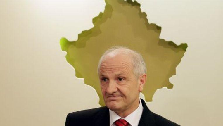 Fatmir Sejdiu. ANP Beeld