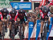 BMC wint ploegentijdrit, Kelderman doet goede zaken