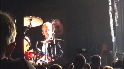 VIDEO. Zó goed was drummer Mirko (8) op Rock Werchter