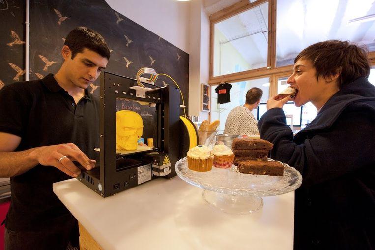 null Beeld Fab Cafe Barcelona