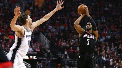 Spektakel in de NBA: Houston blijft winnen, Boston lijdt opmerkelijke nederlaag
