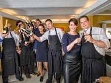 Restaurant De Burgemeester in Linschoten behoudt Michelinster
