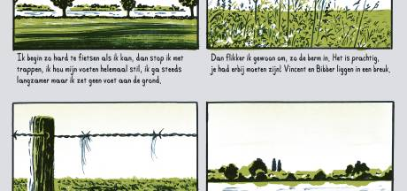 Tobias Schalken maakt strips maar dan anders