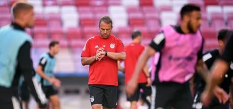 Flick heeft strijdplan Bayern klaar: 'Denk niet dat we achterover gaan leunen'