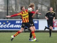 Nieuwe rampspoed treft FC Winterswijk-spits Lenn Redeker