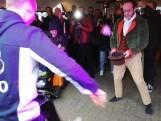 Jeff Hardeveld schiet mis bij opening Bethlehem Boulevard