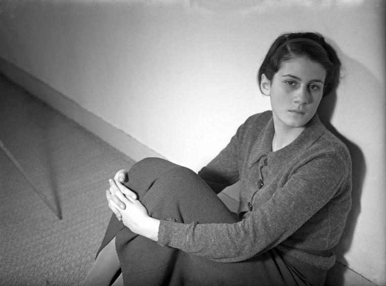 Tina Strobos Beeld Eva Besnyö / MAI
