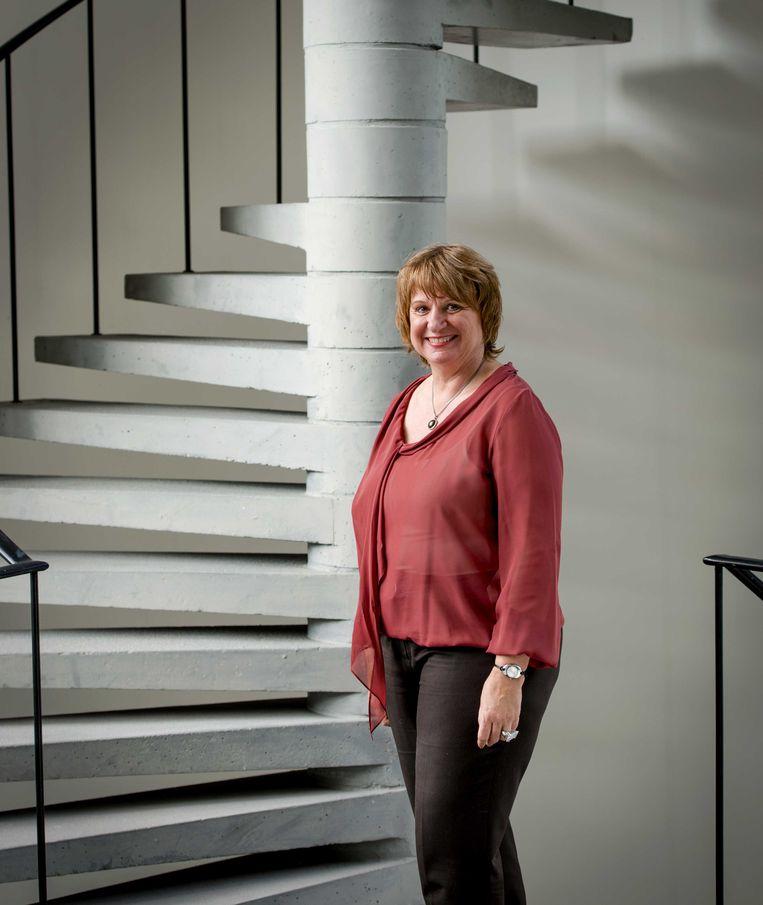 Mariette Hamer, voorzitter van de SER. Beeld ANP
