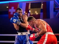 Eindhoven Box Cup: Vanuit je boxspring de boksring in