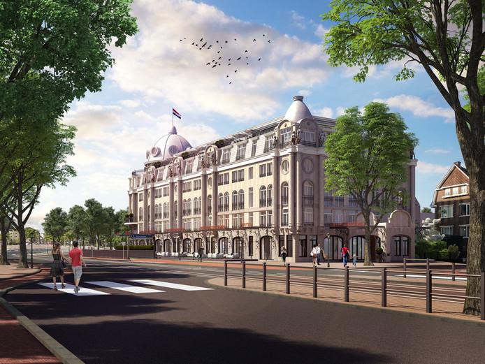 Van Der Valk Wil Ook Luxe Hotel In Voormalige Ambassade Den Haag
