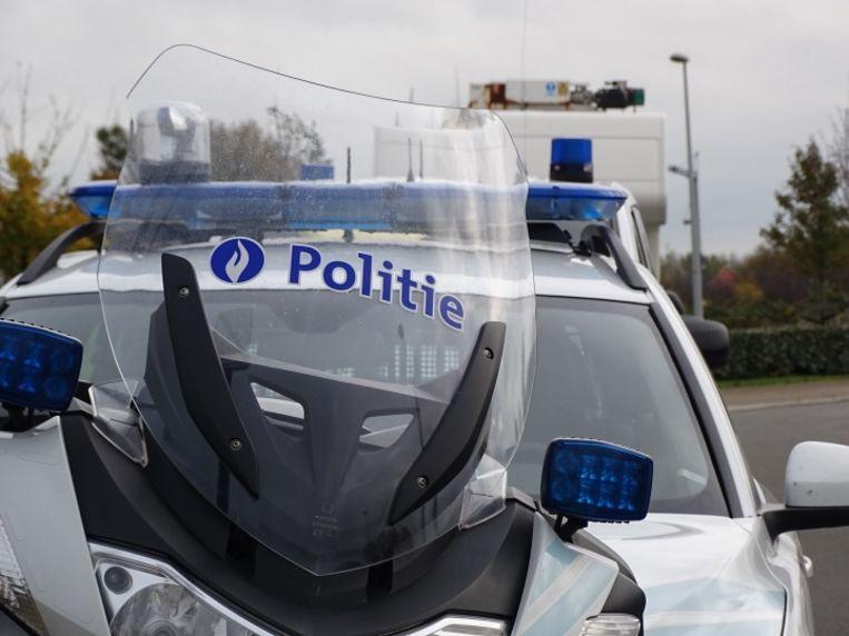 Politie houdt BOB-actie.