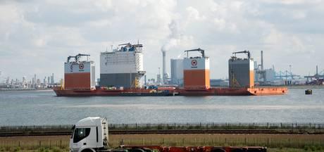 Rotterdamse haven stapt in blockchain