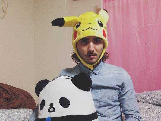 Pokemonverhaal Tomer