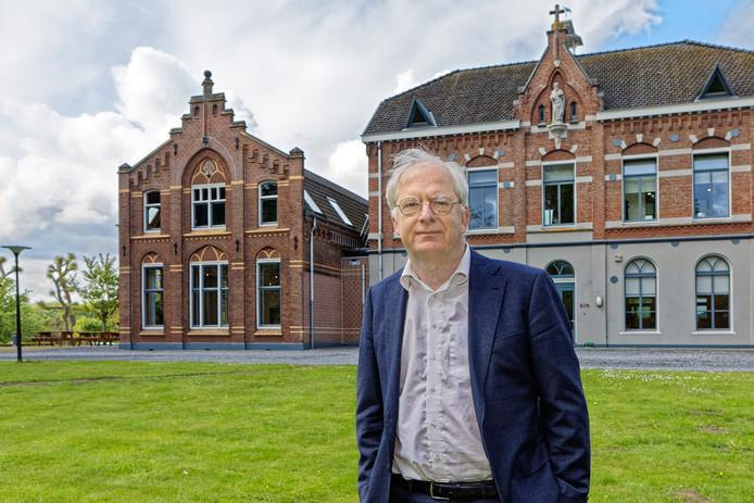 Bestuurder Rene Meuwissen van Jeugdbescherming Brabant: het extra geld is net genoeg om de salarisverhoging van het personeel te betalen.