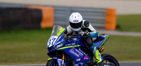 Motorcoureur Rick Dunnik verovert prestigieuze Duitse titel