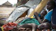 """""""Kinderen verkracht, gecastreerd, in de vlammen geworpen in Zuid-Soedan"""""""