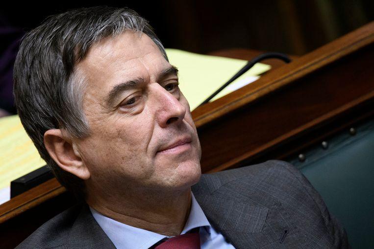 CD&V-fractieleider in de Kamer Servais Verherstraeten blijft hameren op de nood aan een regering met een meerderheid in beide landsdelen, lees: met N-VA.