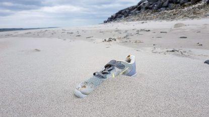 Waarom blijven fonkelnieuwe sportschoenen van Nike aanspoelen op stranden van Bahama's tot Ierland?