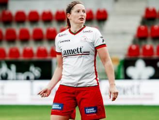 """Anne-Lore Scherrens en SV Zulte Waregem hervatten competitie: """"Hoop in tweede helft van seizoen op meer speelminuten"""""""
