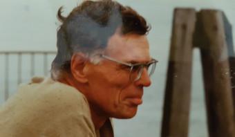 Homoseksuele pastor Syb de Lange (1930 - 2018) was gevoelig en gekwetst, maar niet geknakt