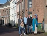 Rem op koop van huizen door papa's en mama's studenten in Wageningen