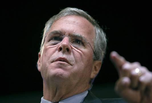 Republikeins presidentskandidaat Jeb Bush.