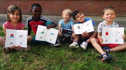 GO! basisschool ontwikkelt eigen leesmethode voor kleuters
