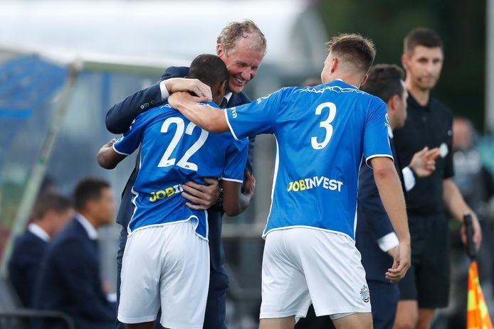 Jan van Grinsven vertolkte de afgelopen 35 jaar diverse functies bij FC Den Bosch, ook die van teammanager.