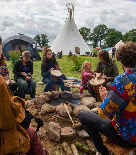 Overijssel ondersteunt evenementen, Living Village Festival Dalfsen opgelucht