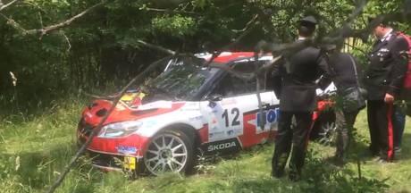 Rallywagen doodt jonge toeschouwer (6) in Italië