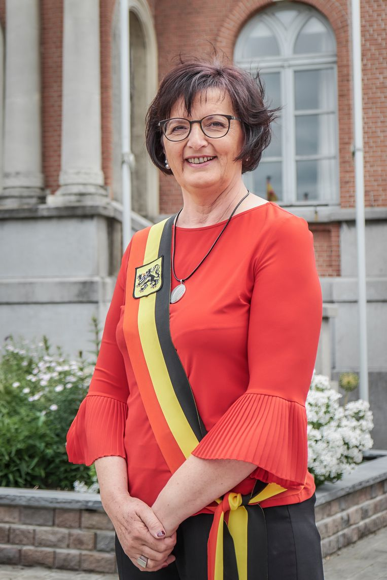 burgemeester Rita Demaré
