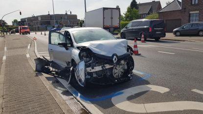 Politie achtervolgt automobilist na vluchtmisdrijf in Wetteren