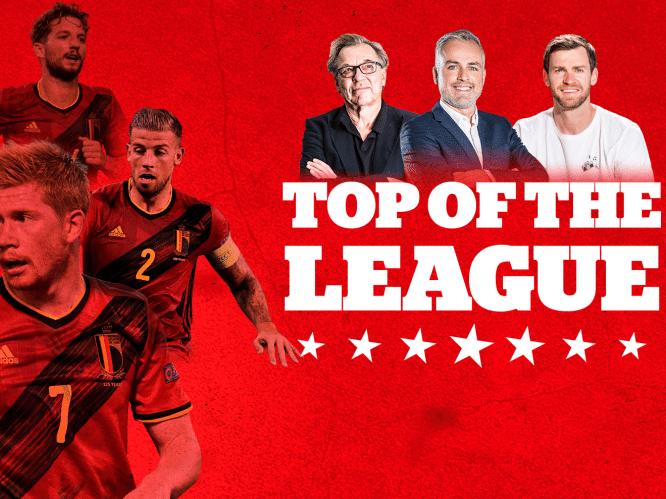 """""""Wie een goeie trainer zou zijn? Kevin De Bruyne"""": kijk en luister nu naar onze podcast 'Top of the League' met Jan Mulder en Nicolas Lombaerts"""