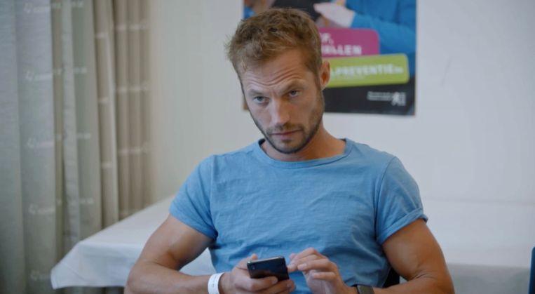 Mathias Coppens in 'Hoe Zal Ik Het Zeggen?'.