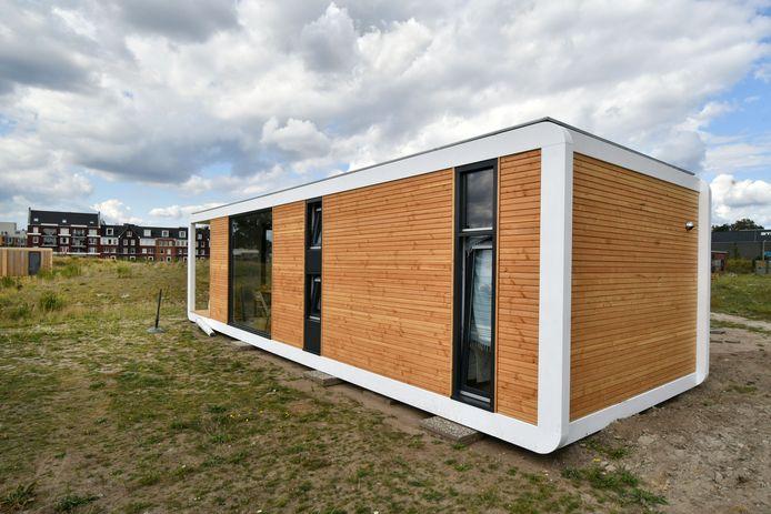 GroenLinks wil dat er de komende jaren in Steenwijkerland ook tiny houses worden gebouwd.