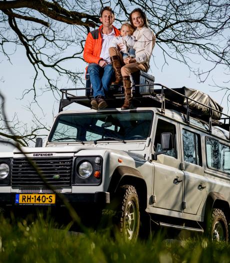 Miljonair, failliet, in depressie, weer opgekrabbeld en nu op wereldreis: Gerben Abbink uit Boekelo doet het