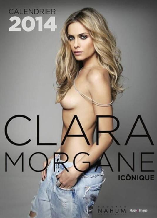 Calendrier 2020 De Clara Morgane.Clara Morgane Censuree Sur Facebook People 7sur7 Be